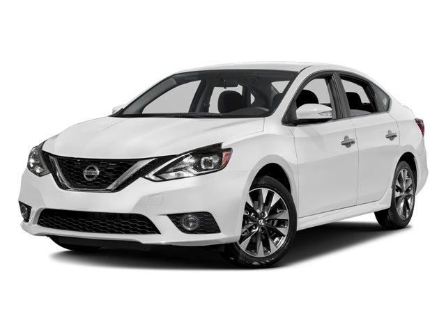 New Nissan Sentra 2018 >> 2018 Nissan Sentra Sr Charlotte Nc Serving Matthews Concord Monroe