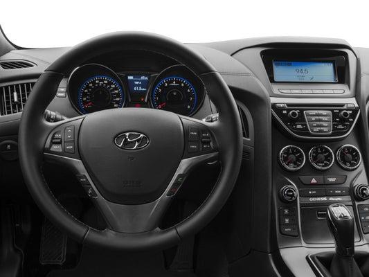 Genesis Coupe 2016 >> 2016 Hyundai Genesis Coupe 3 8 Charlotte Nc Serving Matthews