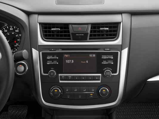 2016 Nissan Altima 2 5 Sr >> 2016 Nissan Altima 3 5 Sr
