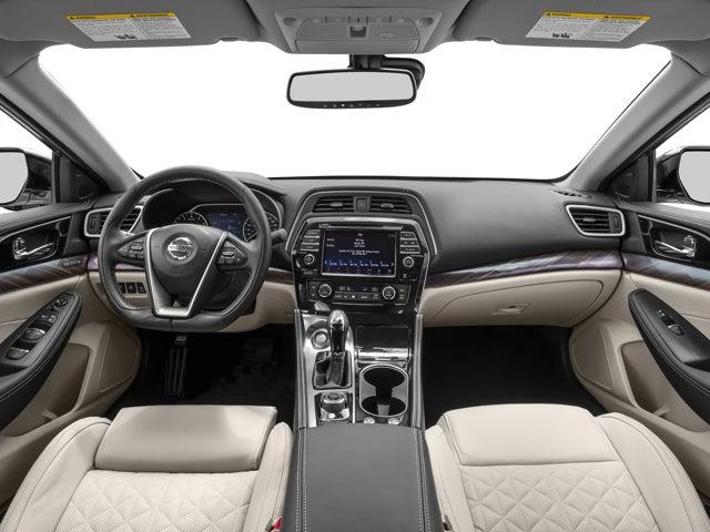 2016 Nissan Maxima 3 5 Sr In Charlotte Nc East