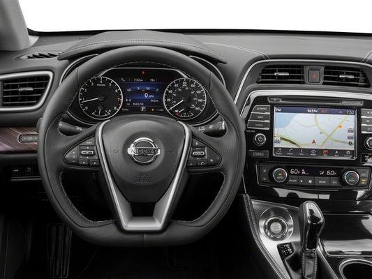 2018 Nissan Maxima Sl In Charlotte Nc East