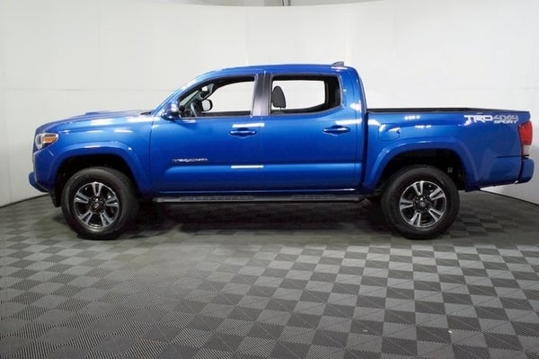 2017 Toyota Tacoma Trd Sport 4dr Double Cab 4wd In Charlotte Nc East