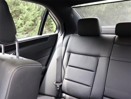 2016 Mercedes Benz E 350