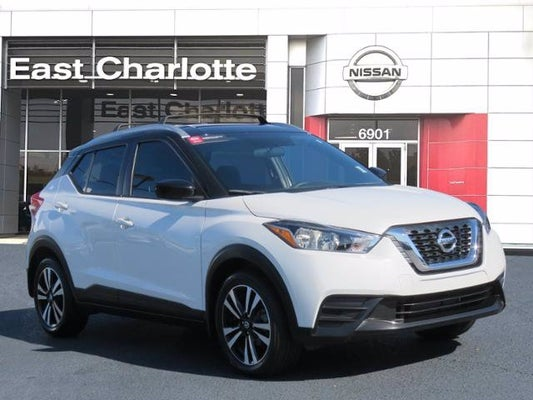2019 Nissan Kicks Sv Charlotte Nc Serving Matthews Concord Monroe